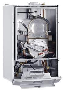 конденсационные настенные ваки на газе изнутри