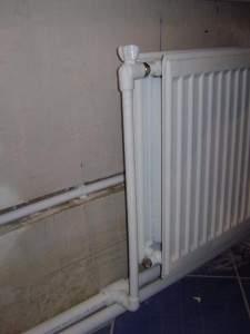 разводки отопительной системы для дачного дома