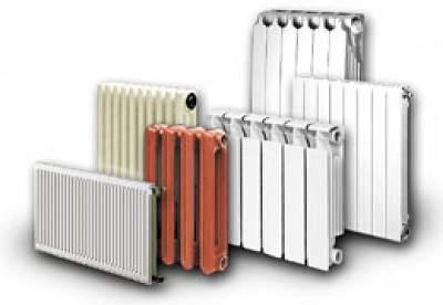 виды батарей для отопления