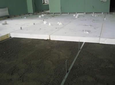 теплоизоляция бетонного пола