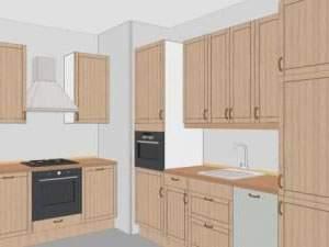 Вентиляция на кухне объемом 30 м3