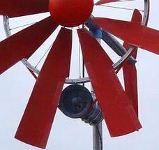 Лопасти ветрогенератора