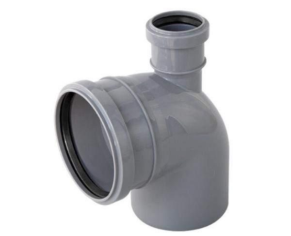 Как используются канализационные фитинги